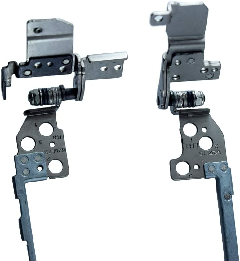 Replacement Laptop Left /& Right Hinge Compatible for Dell Inspiron 15 3565 3567 15-3567 15.6 LCD Hinges Bracket Set P63F D1525B