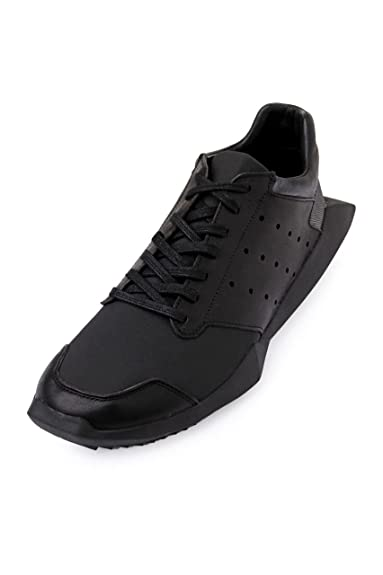 Rick Owens by Adidas Sneaker TECH RUNNER, Color: Black, Size