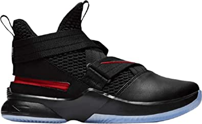 ae00b92940f Image Unavailable. Image not available for. Color  Nike Lebron Soldier XII  Flyease Men s Basketball Shoes Size  8