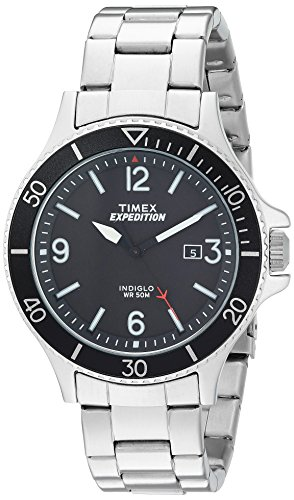 timex stainless steel mens watch - 3