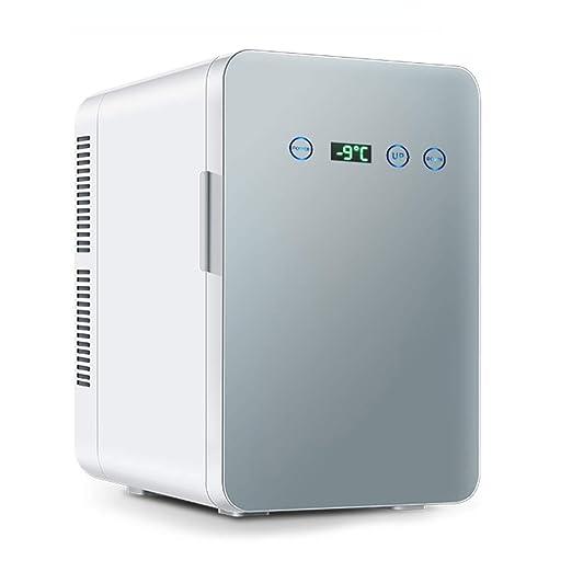 Refrigerador de Plata Coche Mini Dormitorio Casa de Estudiantes ...
