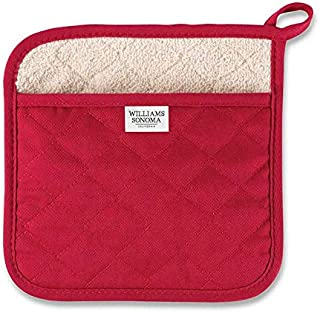 product image for Williams-Sonoma Kitchen Potholder, Claret Red
