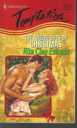 book cover of The Twelve Gifts of Christmas