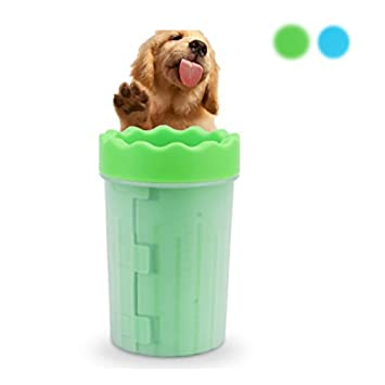 85be5ceae0 Pet Dog Paw Cleaner Foot Washer Cup Dogs Feet Mud Washing Dirt Buster for  Dogs Cat Grooming: Amazon.ca: Pet Supplies