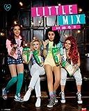 Little Mix Popcorn Music Poster