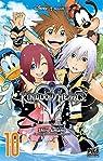 Kingdom Hearts II, tome 10 par Amano