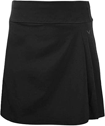 Callaway Performance Side Pleat Skort with Wide Waistband Falda ...