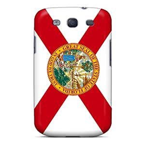 Durable Case For The Galaxy S3- Eco-friendly Retail Packaging(florida)