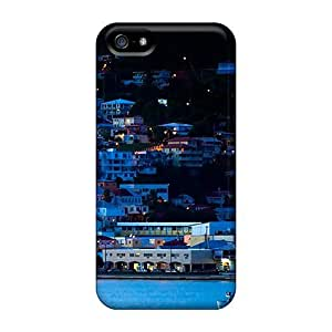 Fashion Tpu Cases For Iphone 5/5s- Abstract 3d Defender Cases Covers