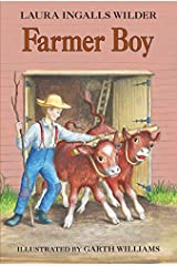 Farmer Boy (Little House) Paperback