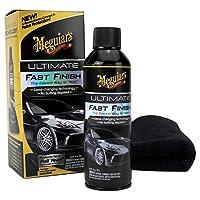 Deals on Meguiars Fast Finish Spray 8.5-Oz G18309