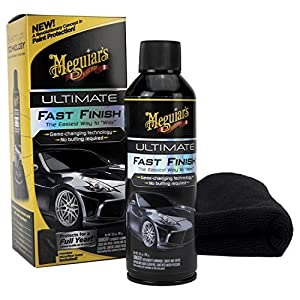 Meguiar's G18309 Ultimate Fast Finish, 8.5 oz.