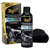 ultimate wax - Meguiar's G18309 Ultimate Fast Finish, 8.5 oz.