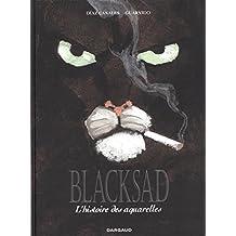 Blacksad  L'histoire des aquarelles