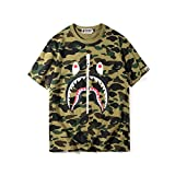 Christo Boys Casual Fashion Crewneck T Shirt Camo Tees Unisex Pullover Tops