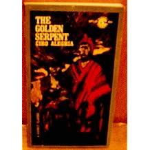 The Golden Serpent (A Signet Classic CP114)