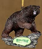 Home Comforts Field and Stream Bear Christmas Ornament Decoration