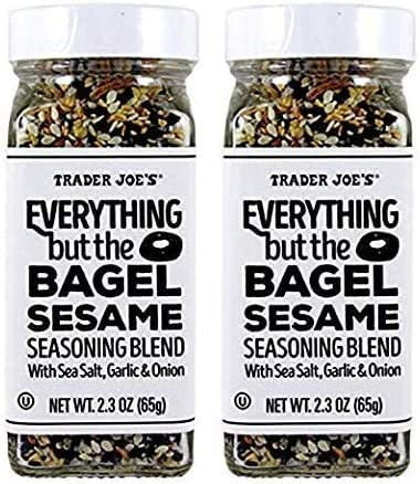 Trader Joe's ekoz9 Everything but The Bagel Sesame Seasoning Blend 2