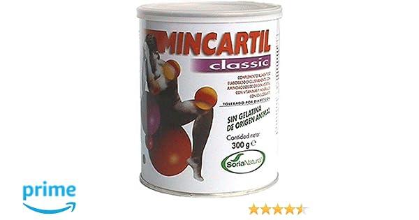 Soria Natural Mincartil Reforzado - 300 gramos: Amazon.es: Salud y cuidado personal