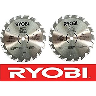 Ryobi circular saw blade do it yourselfore 2 ryobi 5 12 18 tooth carbide tipped circular saw blades keyboard keysfo Image collections