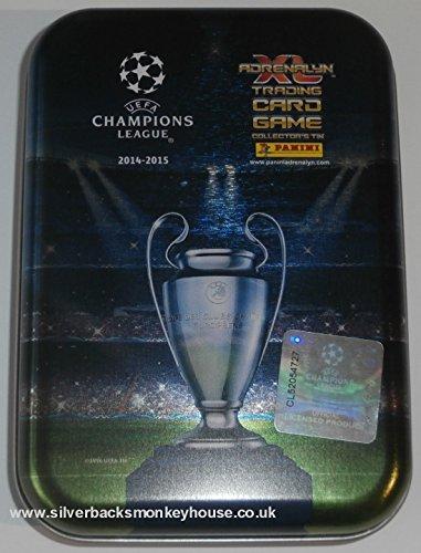 Panini Adrenalyn XL UEFA Champions League 14-15 Empty Tin