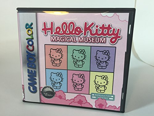 Hello Kitty: Magical Museum - Fan Translation - Collector's - Kitty Hello Collectors
