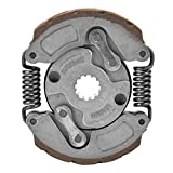 Suuonee Clutch Assembly,KTM50 Clutch Pad Assembly Fit for Indian MM5A and Other Vehicle