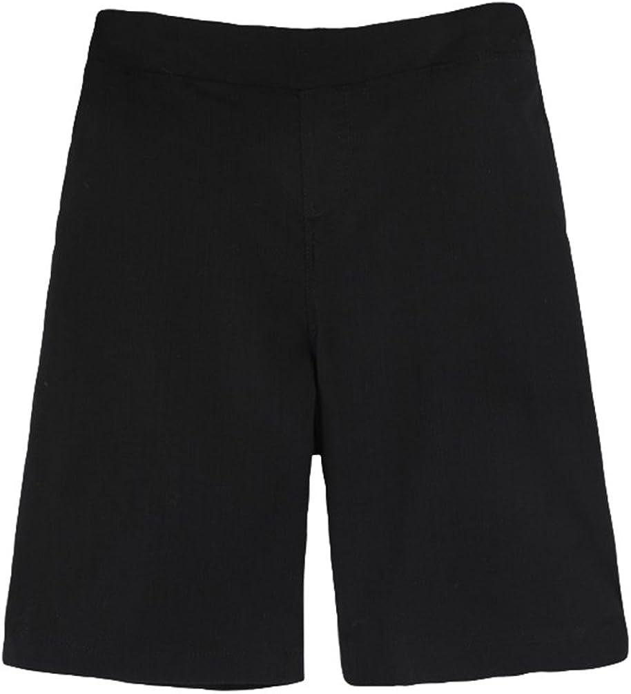 YiLianDa Décontractée Taille Haute Pantalons Courts Élastique Femmes Sport Shorts