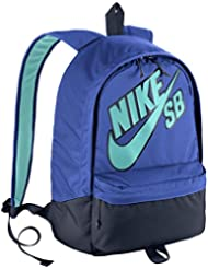 Nike Piedmont 6.0 Skateboarding Backpack-Blue/Teal