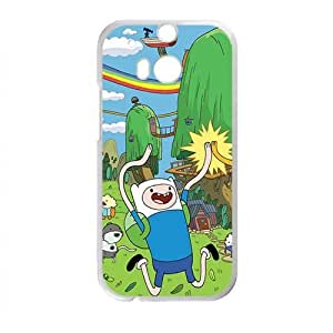 Cartoon wonderful world Cell Phone Case for HTC One M8