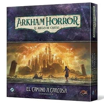 Fantasy Flight Games Arkham Horror lcg - el Camino a carcosa Color (FFAHC11