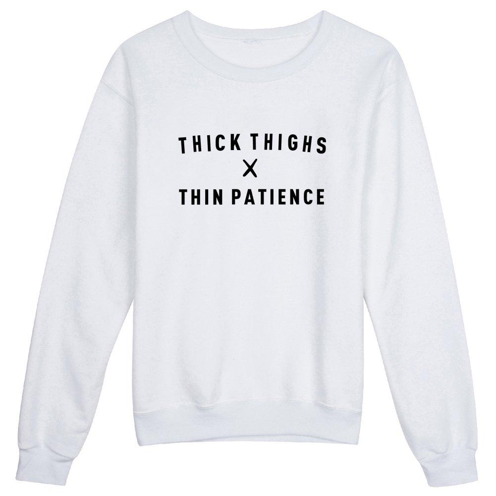 YITAN Women Graphic Cute Sweaters Funny Pullover Teen Girls Sweatshirts 8004532