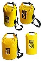 DoubleVillages 5L Wasserdichte Tasche wasserfeste Packsäcke / Dry Bag...