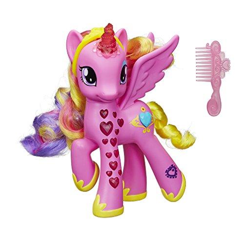 My Little Pony Cutie Mark Magic Glowing Hearts Princess Cadance Figure