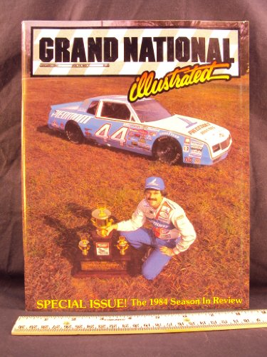 1985 January GRAND NATIONAL ILLUSTRATED Magazine (Features: Rusty Wallace Champion, 1984 Season Review, NASCAR Award Banquet, & Winston Cup Champion Tery Labonte) ()