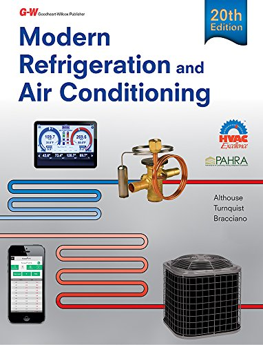 Contemporary Refrigeration and Air Conditioning (Modern Refridgeration and Air Conditioning)