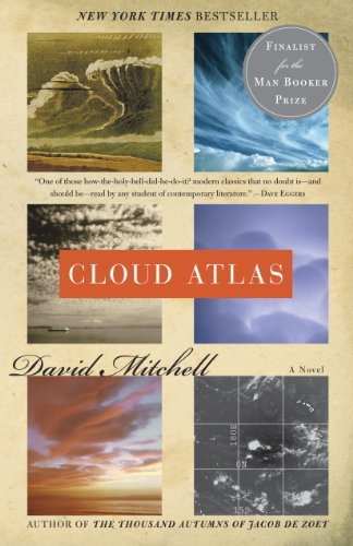 Cloud Atlas by [Mitchell, David]