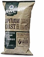 Owl Ground Coffee Heritage Blend Kopitiam Roast Pkt 500g, 500 g