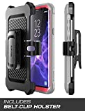 SUPCASE Unicorn Beetle Pro Series Case Designed for Samsung Galaxy S9+ Plus, with Built-In Screen Protector Full-body Rugged Holster Case for Galaxy S9+ Plus