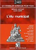 L'Elu Municipal - Troisième Edition