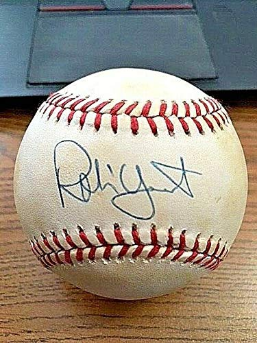 Robin Yount Signed Ball - OAL ! ! Hall of Fame! - Autographed ()