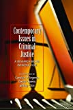 Contemporary Issues in Criminal Justice, Carolyn D'Argenio, David Owens, Jeffrey Chin, 160885034X