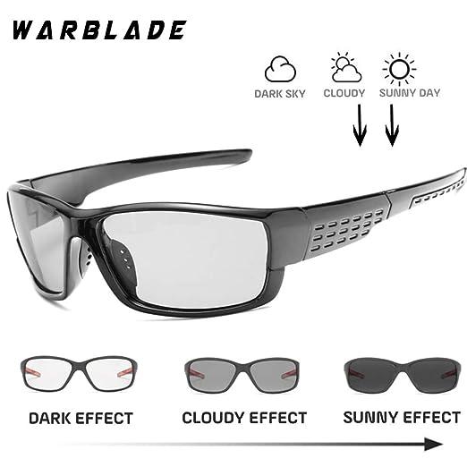 Gafas de Sol polarizadas para conducción, cuadradas ...