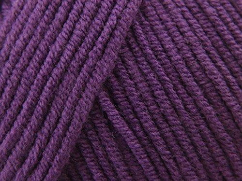 Scheepjeswol Softfun - Lavender (2515) Knitting Yarn