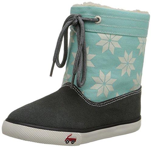 See Kai Run Greta Sneaker Boot , Mint, 7 M US Toddler