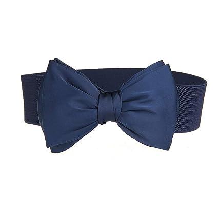 haut fonctionnaire En liquidation promotion Fansi - Ceinture - Femme Bleu Marine