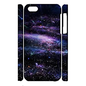 iPhone 5c 3d Protective Case Exquisite Special Nigh Skiy Wallpaper Phone Case Fit iPhone 5c