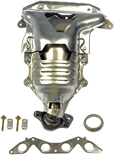05 civic catalytic converter - 4