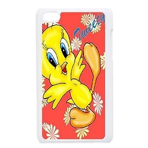 Tweety Bird iPod Touch 4 Case White UD1382574