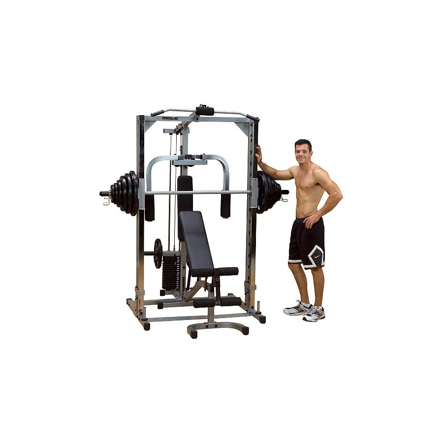 Powerline Smith Machine Package